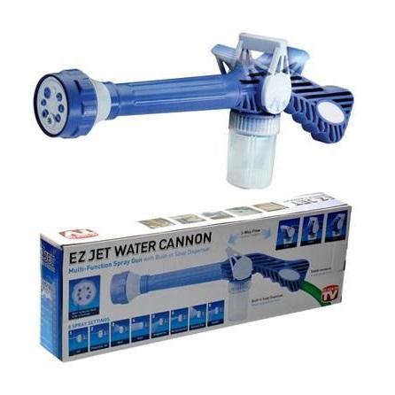 EZ WATER JET CANNON – Pistola Mangueira