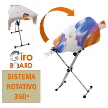 Tábua de Engomar Rotativa 360º Giro Board